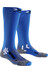 X-Socks Run Energizer Long Skarpetki do biegania niebieski